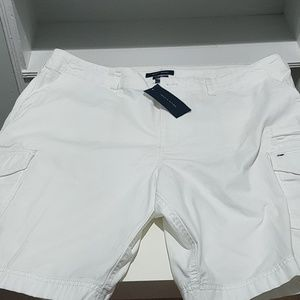 Tommy Hilfiger cargo shorts custom fit